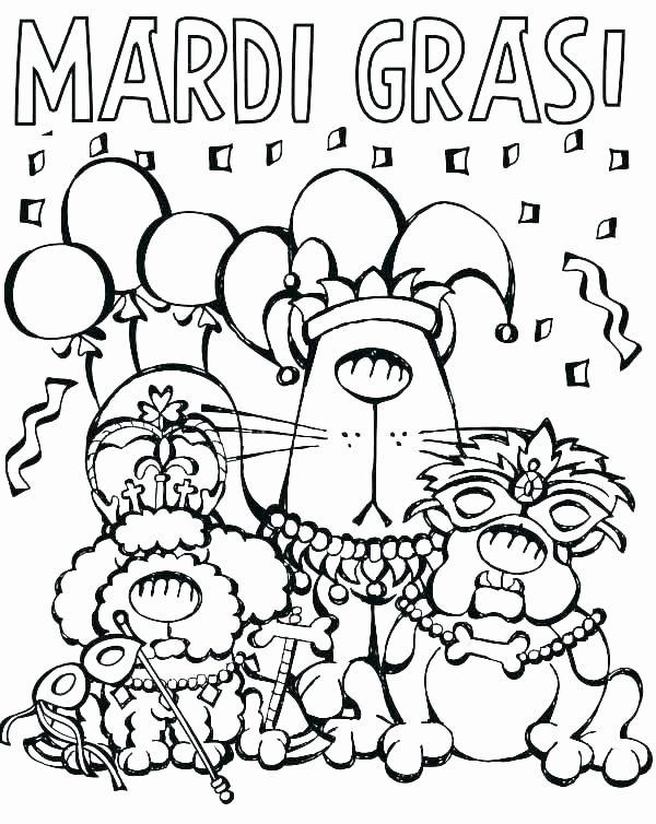 Mardi Gras Mask Coloring Page Awesome Mardi Gras Mask Coloring