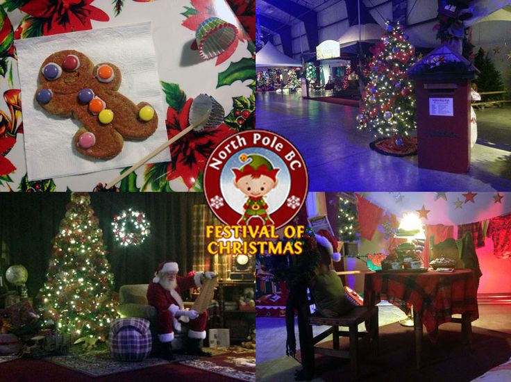 On the Mrs. Abbotsford blog -- North Pole BC Festival of Christmas. 'Twas a fun adventure!