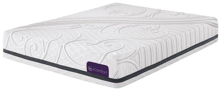 Serta Mattress - iComfort Savant III Cushion Firm Queen Size Mattress - Savant III-Cushion Firm-QUEEN
