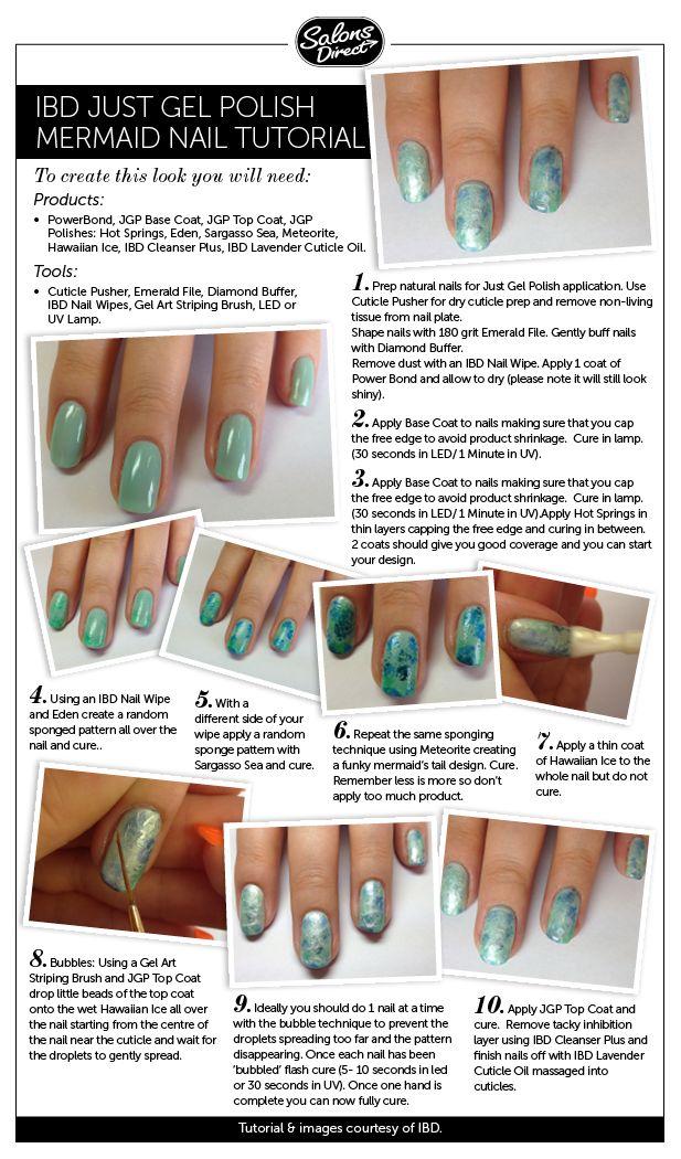 26 best Nail Art Tutorials images on Pinterest   Nail art tutorials ...