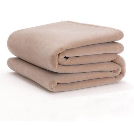Ultra-Touch Vellux Blanket, Pink