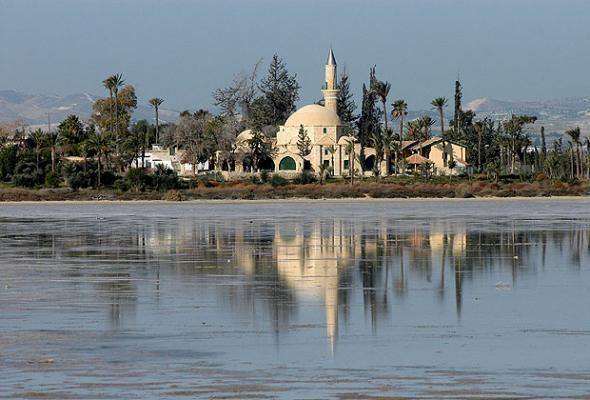 Larnaca, Cyprus Earliest inhabitation: 1,400 BC Founded as Citium by the Phoenicians, Larnaca is well-known for its pretty seafront lined with palm trees. Archeological sites and numerous beaches attract modern visitors.
