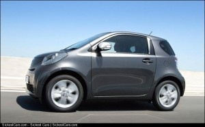 2009 Toyota iQ3 Cleverer than Ever - http://sickestcars.com/2013/05/21/2009-toyota-iq3-cleverer-than-ever/