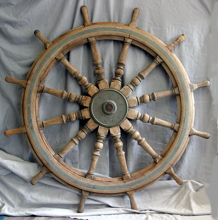 26 Best Images About Ship Wheels On Pinterest