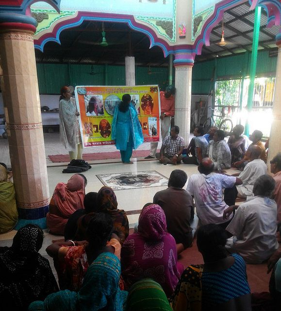 Programme at the Nagarhat District, Bangladesh | Kalki Avatar Foundation