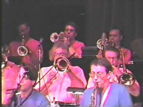 The More I See You - Terry Richards with the Stan Mark Big Band