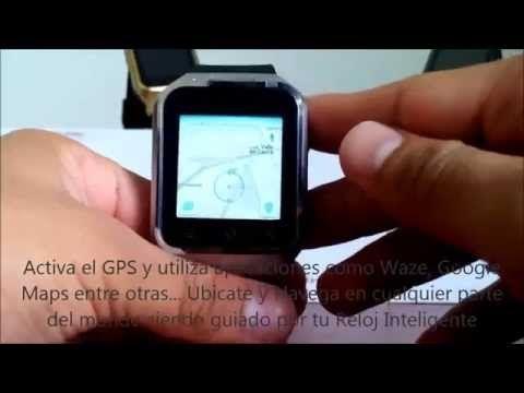 Reloj-Celular Smartwatch Inteligente S8 MAS COMPLETO DEL MERCADO - YouTube