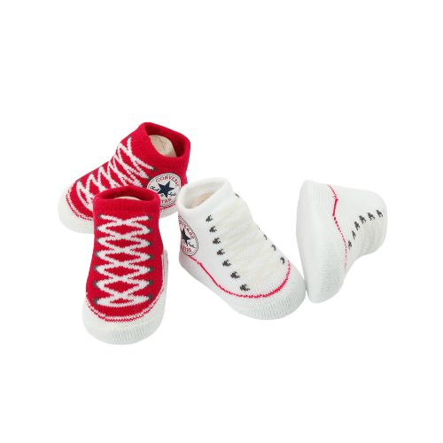 CONVERSE CHUCK TAYLOR BOOTIES (2 PACK) now available at Foot Locker