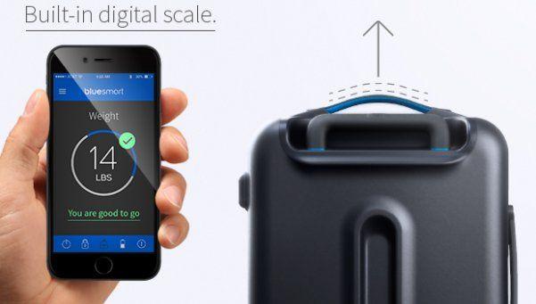 """Un invento argentino, la solución contra los """"abrevalijas"""".  Bluesmart es una maleta inteligente que puede ser controlada -desde el celular- durante el viaje. Entre otras funciones, se puede abrir y cerrar desde el teléfono, así como también cargar otros dispositivos. Cuánto cuesta y quiénes son sus ideólogos http://www.diariopopular.com.ar/c206628"""