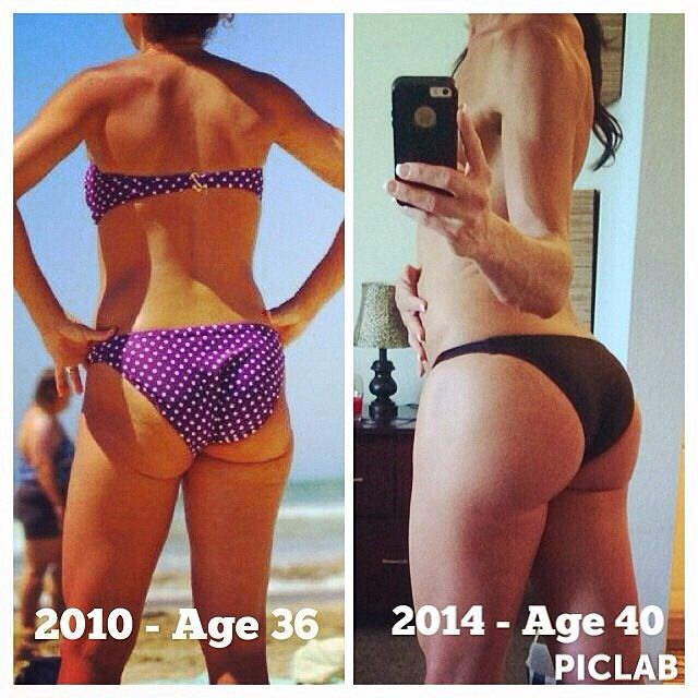 Before and after, fit body#StrongIsBeautiful #Motivation #WomenLift2 #WorkYourBackSide, #workout #motivation #inspiration, #Fitness fit body , #hams , #glutes , #abs, #arms, #quads #guns ,  #back, #treeshaker ,  fit body