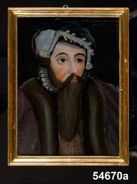 Digitalt Museum - Glasmålning