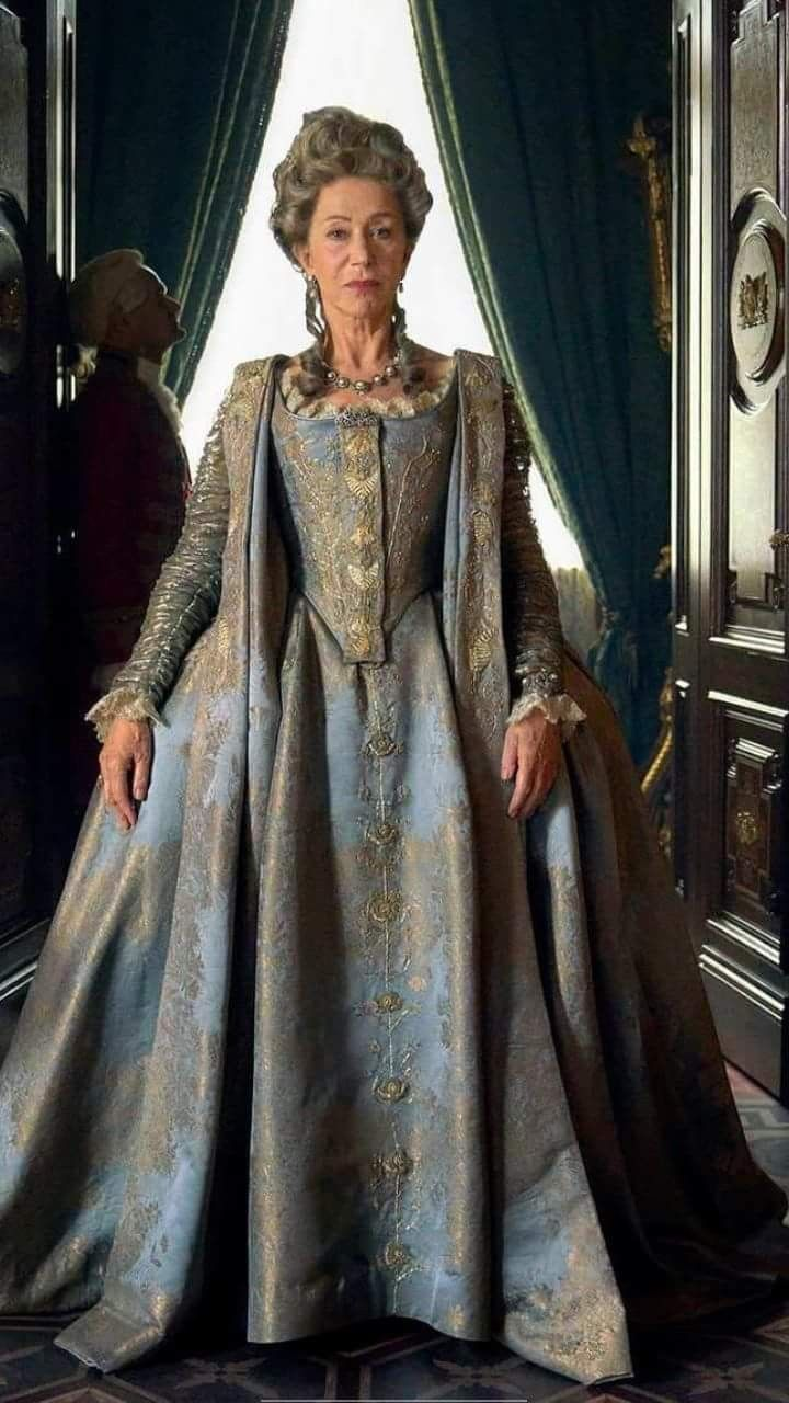 Dame Helen Mirren As Empress Catherine The Great In New Hbo Mini Series Catherine The Great Helen Mirren The Hollywood Reporter