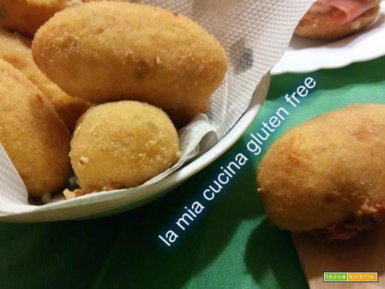 Crocchette di patate ('e panzarotti)  #ricette #food #recipes
