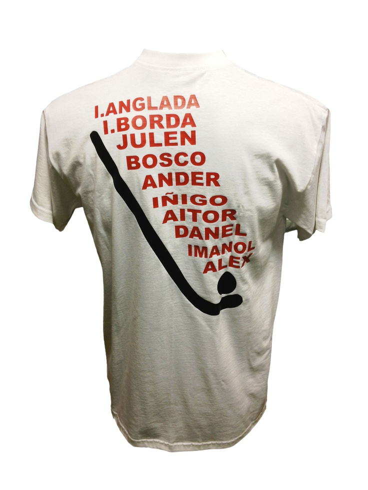 Camiseta recuerdo temporada 2012-2013