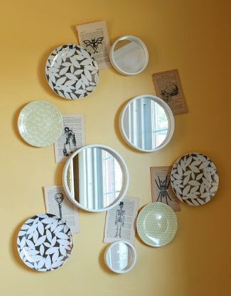 Great tips and tricks for Halloween decorating that's still chic and stylish!