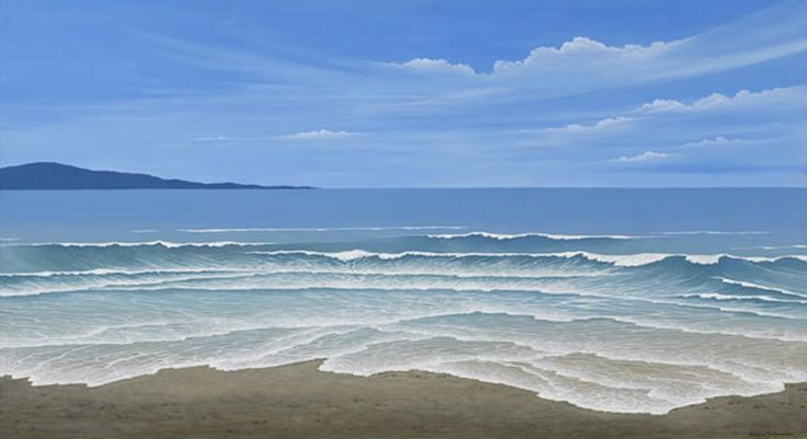 Going Barefoot - New Zealand beach scene by Robyn Schroeder. www.imagevault.co.nz