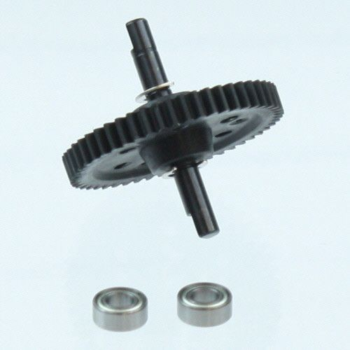 BS909-002 Central Drive Shaft and Main Spur Gear