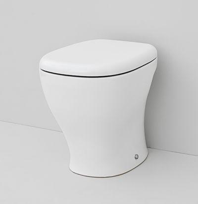 Ten, design Meneghello Paolelli Associati #bathroom #bagno #sanitaryware #sanitari #design #sink #artceram back to wall wc