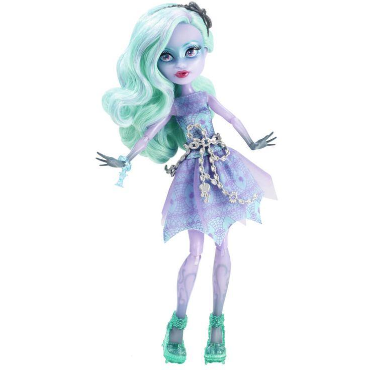 Doar ce a luat nastere o poveste fantastica cu fantome in care elevii tai preferati din Monster High viziteaza coridoarele infricosatoare din noul film Haunted! http://www.totorel.ro/monster-high-haunted-papusa-twyla.html