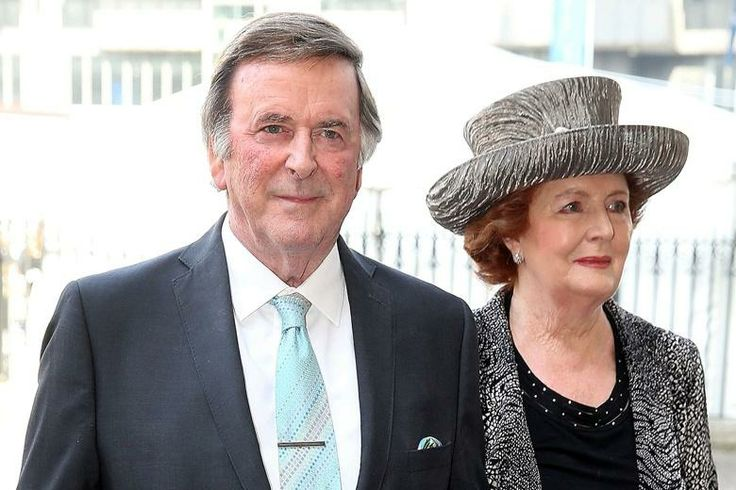 Sir Terry Wogan and Lady Helen Wogan married 51 years until Terry's death (1965-2016)