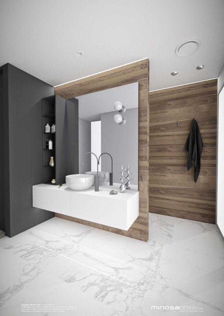 Most Design Ideas Modern Bathroom Ideas Pictures And Inspiration Modern House Modern Bathroom Design
