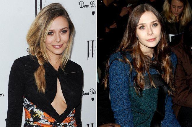 Blonde vs brunette: celebrity hair transformations - Vogue Australia