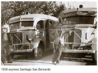 1938 Studebakers in Santiago