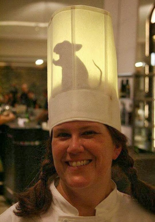 Ratatouille Halloween Costume
