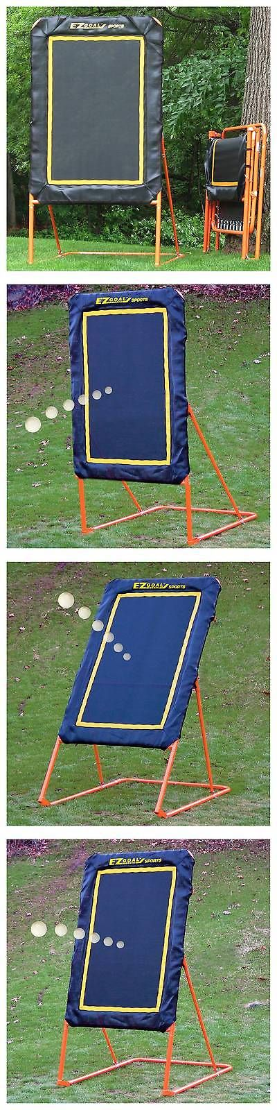 Other Helmets and Protection 177866: Ez Goal Rocket Back Lacrosse Rebounder -> BUY IT NOW ONLY: $173.99 on eBay!