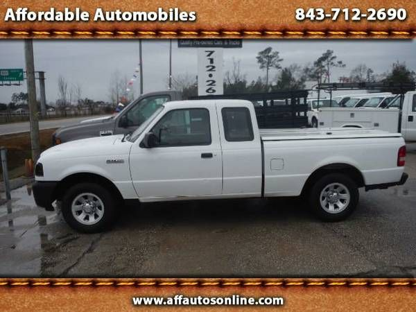 2011 Ford Ranger Sport 2WD (Affordable Automobiles)
