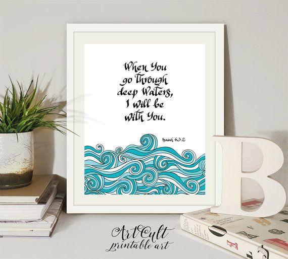 Scripture Wall Art Home Decor ~ Best images about printable bible verses scripture art