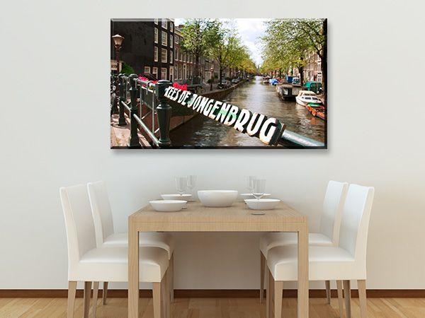 Διακόσμηση με Πίνακες σε καμβά #digiwall από την κατηγορία ΟΛΛΑΝΔΙΑ : Άμστερνταμ