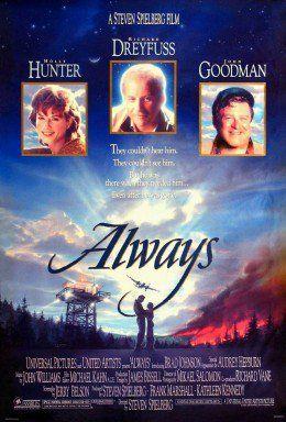 Always (1989) poster art by John Alvin