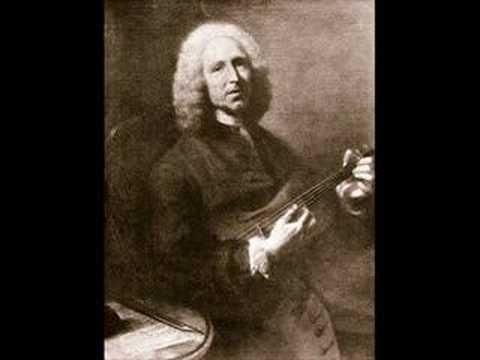 Jean Philippe Rameau - L'Egyptienne from Suite in G minor, Scott Ross, harpsichord