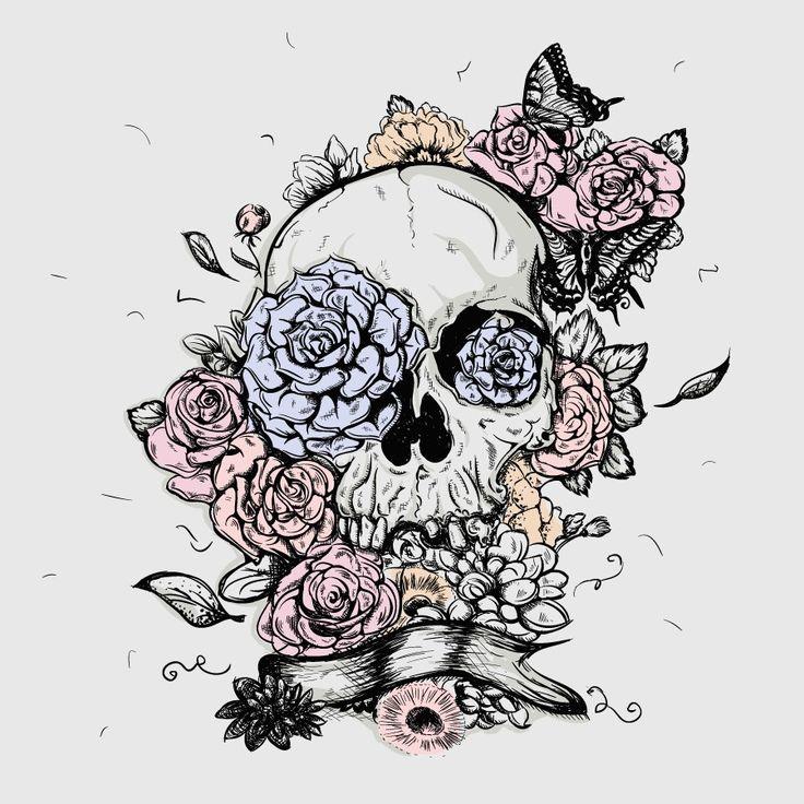 Крутые рисунки с цветами