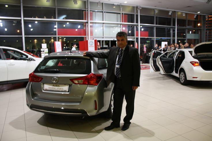 New event, new car. Cluj Napoca