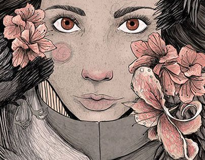 """Check out new work on my @Behance portfolio: """"Crow""""…"""
