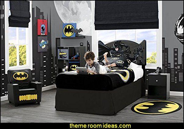Superhero Bedroom Ideas Superhero Themed Bedrooms Superhero