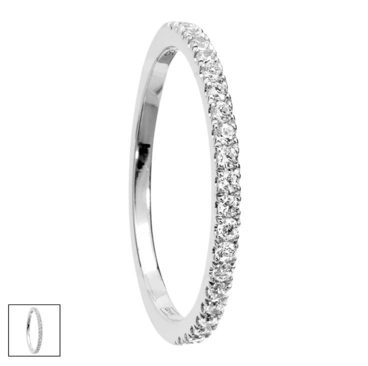7.395:- diamantring, Hallbergs. 1,7 mm. Jättefin. med klubbdagar 20% rabatt = 5.916:- .