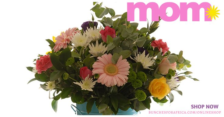 Mother's day Facebook post for florist company