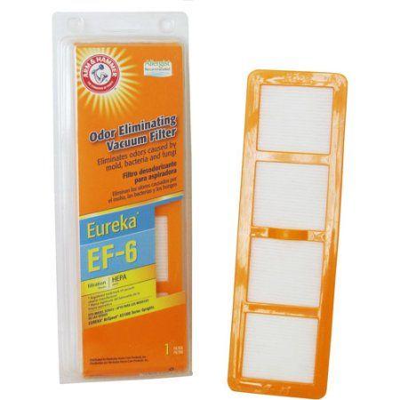 Arm amp Hammer Odor Eliminating Hepa Vacuum Filters For AirSpeed Eureka
