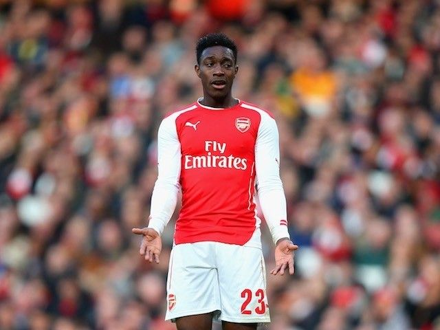 Danny Welbeck 'trains alone ahead of England's friendly against Netherlands'