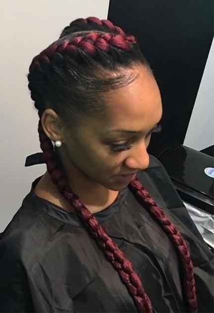 40 Super Goddess Braid Hairstyle for Black Women!   – Nubian Goddess Braids – #B…   – Braid
