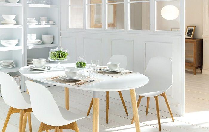 M s de 1000 ideas sobre mesas de comedor redondas en for Mesas redondas modernas comedor