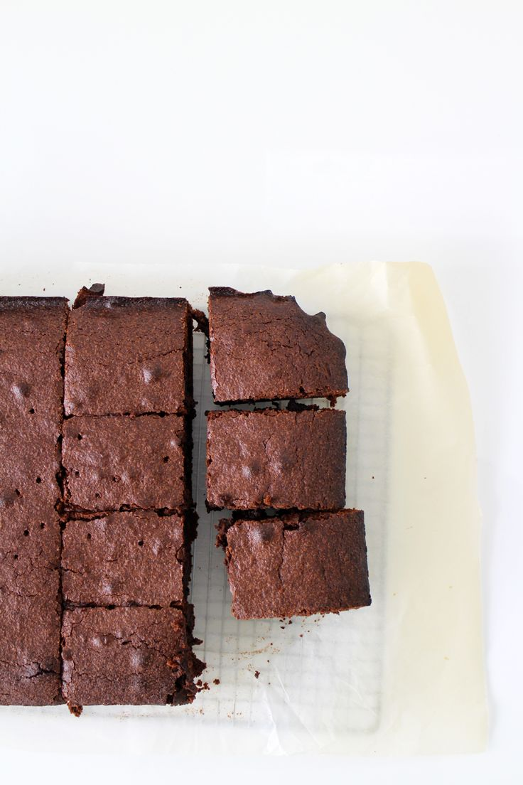 Classic Chocolate Brownie | Made From Scratch