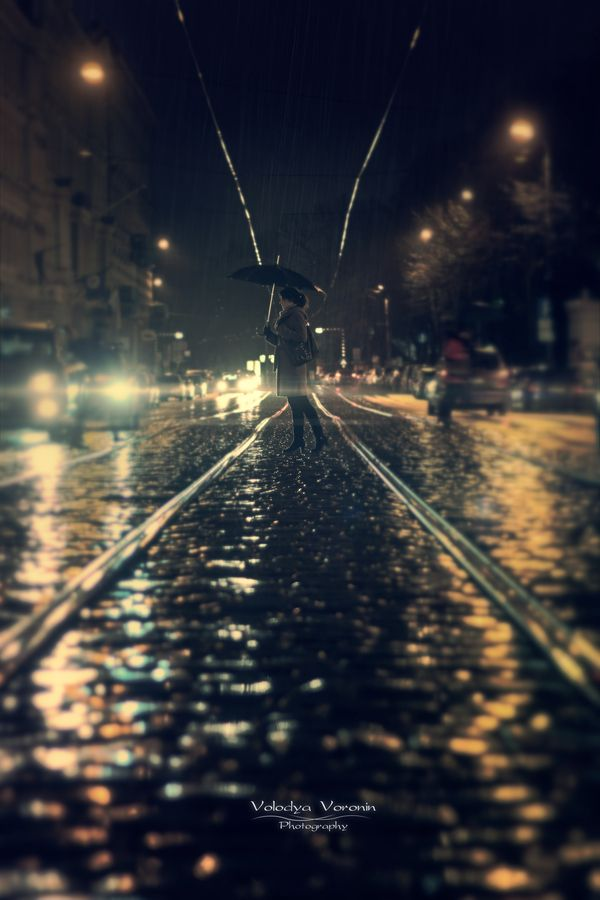 #Urban City - When the Rain Comes