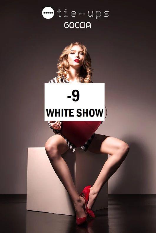 -9 giorni all'appuntamento con il WHITE SHOW di Milano, Tie-Ups presenterà la novità moda dell'anno! Vi aspettiamo al nostro stand:)