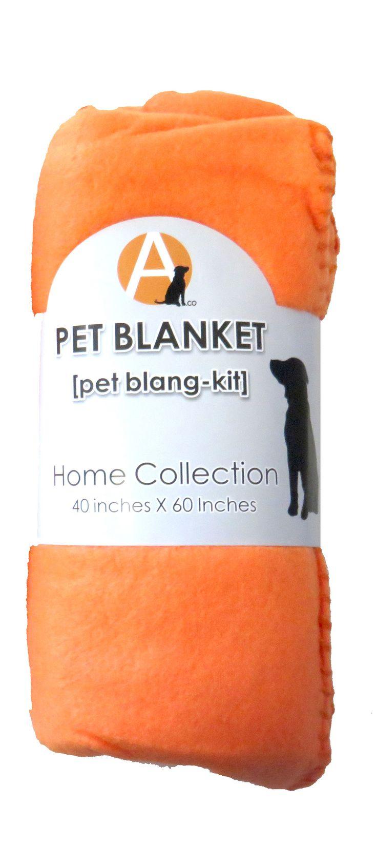 Adog Soft Fleece Dog Blanket