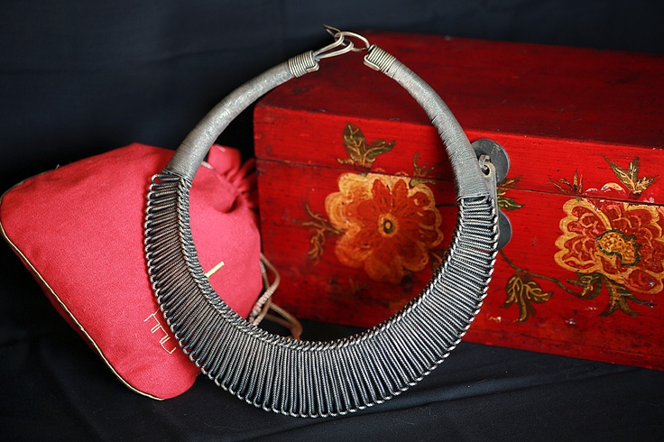 Miao traditional necklace