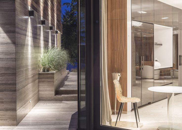 Details garden & acces area,  Daniel Ciocazanu / dooistudio architects , foto credits Cosmin Dragomir